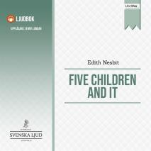 Cover for Five Children and It