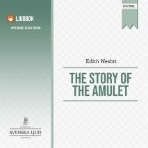 Cover for The Story of the Amulet