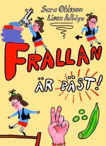 Cover for Frallan är bäst