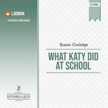 Cover for What Katy Did at School