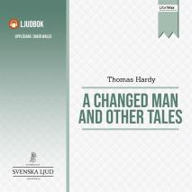 Cover for A Changed Man And Other Tales