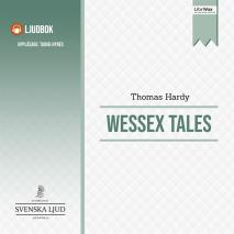 Cover for Wessex Tales