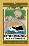 Bokomslag för Katten ChimChim får en kompis: Jo-men-visst  Lycka