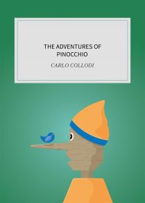 Cover for moghamarat benokeyou - The Adventures of Pinocchio