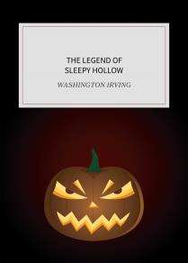 Cover for estotrat esleepy hollo - The Legend of Sleepy Hollow