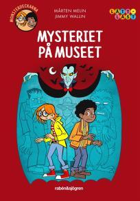Cover for Mysteriet på museet