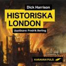Omslagsbild för Historiska London