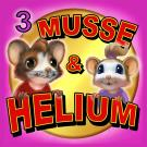 Cover for Musse & Helium. Äventyret i Lindrizia