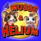 Cover for Musse & Helium. Guldostens återkomst