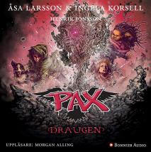 Cover for PAX. Draugen
