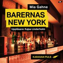 Cover for Barernas New York