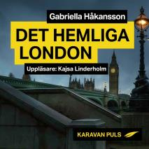 Cover for Det hemliga London