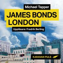 Omslagsbild för James Bonds London