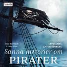 Omslagsbild för Sanna historier om pirater