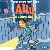 Cover for Allu ja salainen ihailija