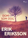 Cover for Dom som dog