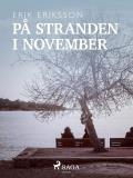 Cover for På stranden i november