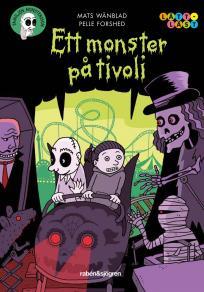 Cover for Familjen Monstersson: Ett monster på tivoli