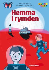 Cover for Hemma i rymden