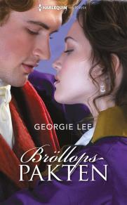 Cover for Bröllopspakten