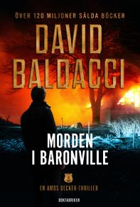 Cover for Morden i Baronville