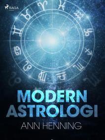 Omslagsbild för Modern astrologi