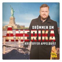 Cover for Drömmen om Amerika