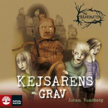 Cover for Kejsarens grav