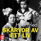 Omslagsbild för Skärvor av ett liv : vägen till och från Auschwitz