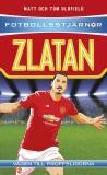 Cover for Fotbollsstjärnor: Zlatan