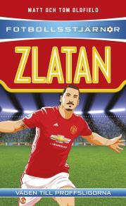 Omslagsbild för Fotbollsstjärnor: Zlatan