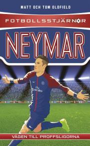 Omslagsbild för Fotbollsstjärnor: Neymar
