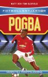 Omslagsbild för Fotbollsstjärnor: Pogba