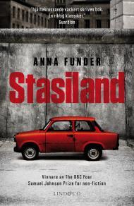 Omslagsbild för Stasiland