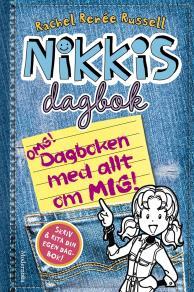 Cover for Nikkis dagbok: OMG! Dagboken med allt om mig!
