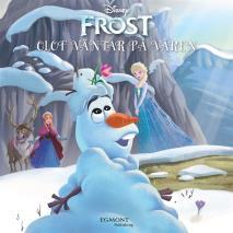 Omslagsbild för Frost - Olof väntar på våren