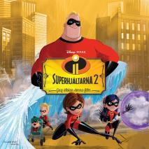 Omslagsbild för Superhjältarna 2
