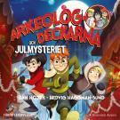 Cover for Arkeologdeckarna och julmysteriet : Arkeologdeckarna och julmysteriet