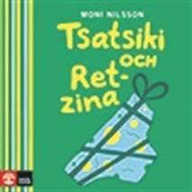 Omslagsbild för Tsatsiki och Retzina