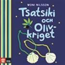 Cover for Tsatsiki och olivkriget
