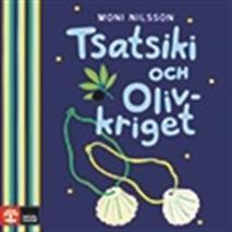 Omslagsbild för Tsatsiki och olivkriget