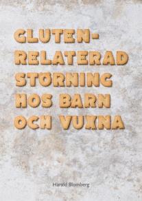Cover for Glutenrelaterad störning hos barn och vuxna