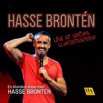 Cover for Hasse Brontén - Live at Gröna Lundsteatern