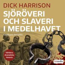 Cover for Sjöröveri och slaveri i Medelhavet