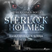 Cover for Baskervillen koira