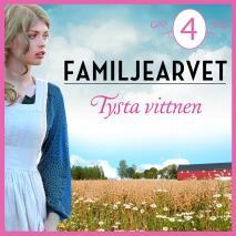 Cover for Tysta vittnen: En släkthistoria