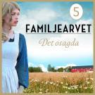 Cover for Det osagda: En släkthistoria