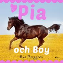 Cover for Pia och Boy