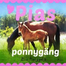 Omslagsbild för Pias ponnygäng