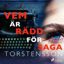 Omslagsbild för Vem är rädd för Saga Torstensson